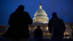 Amerika hinkt im Steuerwettbewerb hinterher