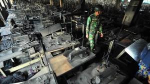 Textilindustrie steht vor einem Wandel