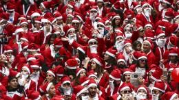 Einbrecher klaut Geschenke aus Nikolaus-Stiefeln
