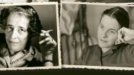 """Hannah Arendt, Mary McCarthy: """"Im Vertrauen. Briefwechsel 1949–1975"""". In Auszügen gelesen von Katharina Thalbach und Sandra Quadflieg."""