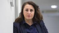 Seda Basay-Yildiz, Anwältin von Sami A., in ihrem Büro in Frankfurt.