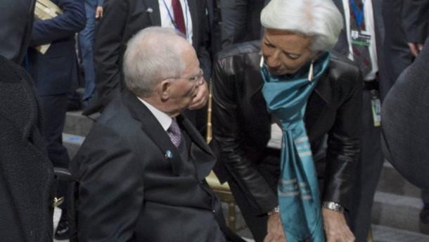 So könnten sich Berlin, Athen und der IWF einigen