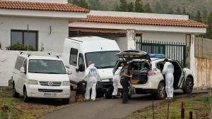 Deutsche Frau und Sohn tot in Höhle auf Teneriffa gefunden