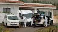 Großer Polizeieinsatz auf Teneriffa: Zwei Leichen wurden gefunden.