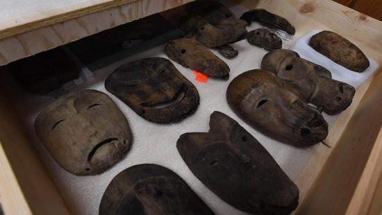 Klimawandel legt archäologische Schätze frei
