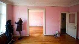 Der Immobilienmarkt steht still