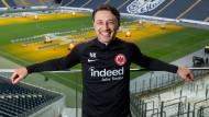 Kopf von Eintracht Frankfurt: Trainer Niko Kovac