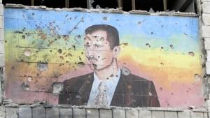 Bundesregierung sieht keine Zukunft mit Assad