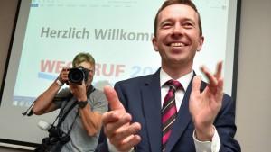 Neue Partei von Bernd Lucke heißt Alfa