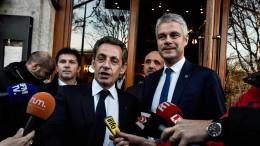 Hat Sarkozy seine Minister bespitzeln lassen?