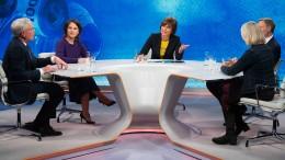 Das neue Traumpaar der deutschen Politik