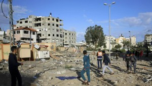 Neuer Angriff Israels auf Gaza