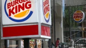 Burger King will sich nach Kanada absetzen