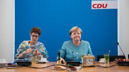 CDU verweigert neuen Vereinigungen die Anerkennung