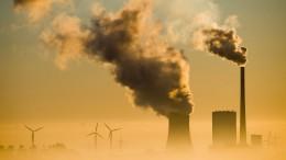Klimagasemissionen steigen weltweit wieder an