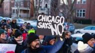 Gegen die Einladung von Stephen Bannon nach Chicago gab es Protest. Die Universitätsleitung stellt sich hinter den einladenden Professor.