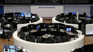 Mehr Anleger in der Krise