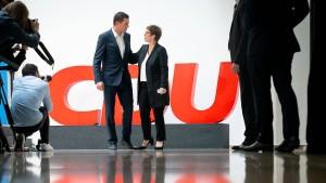 Union streitet über Zusammenarbeit mit Linken