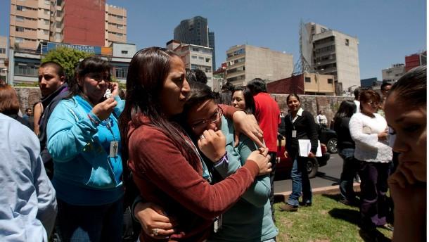Beschädigte Häuser, fünf Verletzte, aber keine Toten in Mexiko