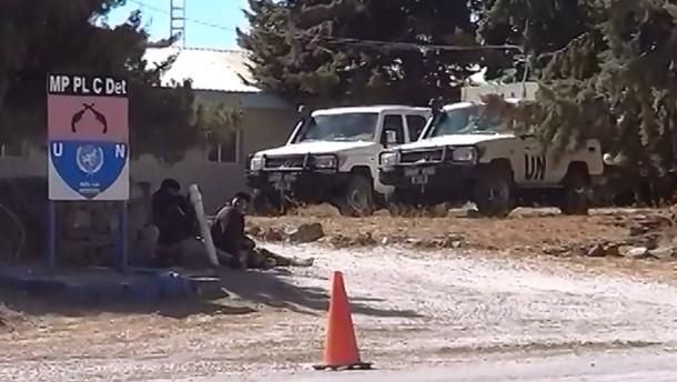 Al Nusra verlangt Streichung von Terrorliste