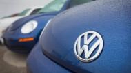 VW räumt Abgas-Manipulationen in Amerika ein