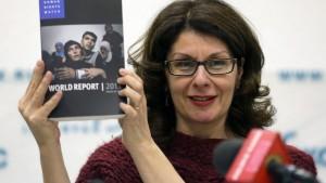 Razzia auch bei Human Rights Watch in Moskau