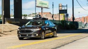 Obama will das Potential selbstfahrender Autos nutzen