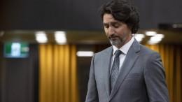 Trudeau fordert Aufklärung nach Massengrab-Fund