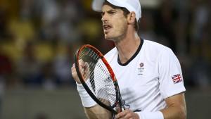 Murray wiederholt Olympia-Gold im Tennis