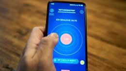 Notruf-App soll im August in Hessen starten