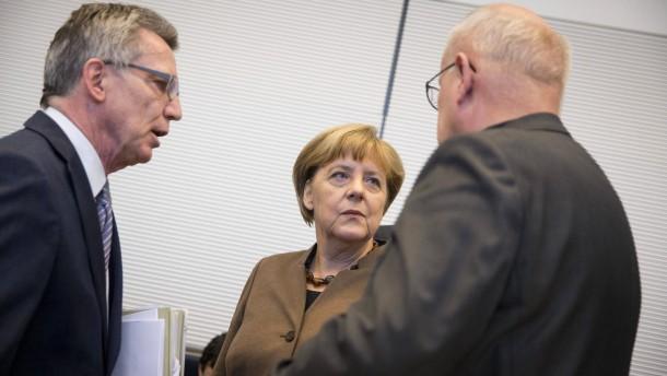 Aufstand gegen Merkel weitet sich aus