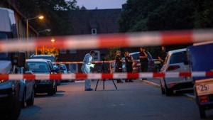 Verdächtiger nach Schüssen auf Frau festgenommen