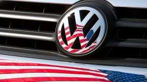 VW schließt Kompromiss für größere Dieselautos