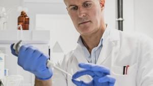 Impfstoff-Pionier im Selbsttest