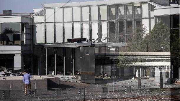 Zwei Schweden nach Explosion in Kopenhagen unter Verdacht