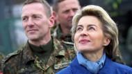 Von der Leyen betont Bedeutung der Nato