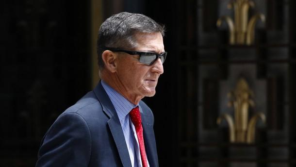 Regierung lässt Vorwürfe gegen Flynn fallen