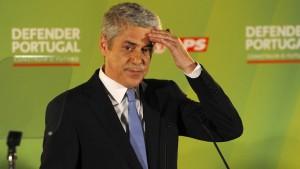 Portugals Ex-Regierungschef Socrates festgenommen