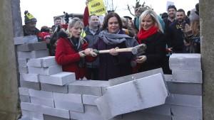 Sinn Fein setzt auf Volksabstimmung über Vereinigung Irlands