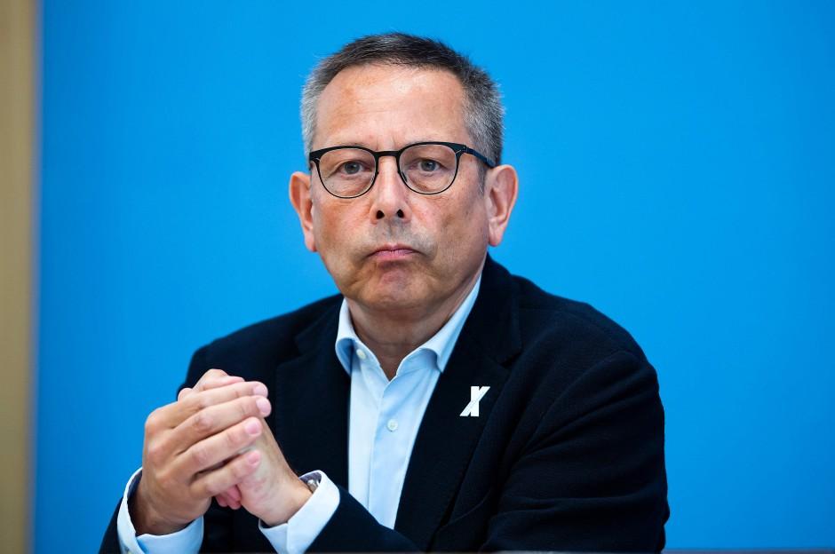 Der Missbrauchsbeauftragte der Bundesregierung Johannes-Wilhelm Rörig