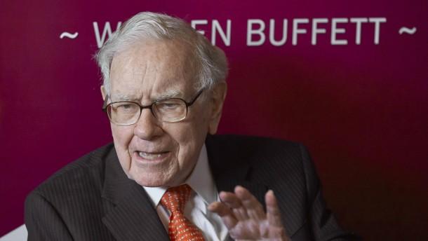 Buffett steigert Gewinn