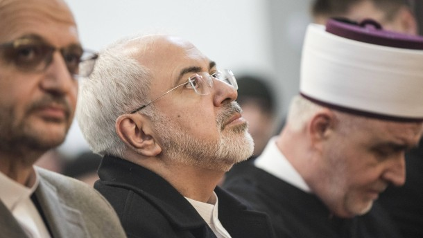 Irans Außenminister: Es wird kein Treffen mit Trump geben