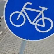 Spurwechsel: Künftig führt der Radweg zum Ziel.