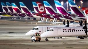 Lufthansa macht Eurowings zur Großbaustelle
