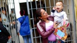 Muttertag im Frauenknast