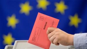 Darum geht es für die Deutschen bei der Europawahl