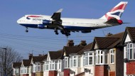 Londoner Flughäfen streiten um neue Startbahn