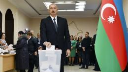 Alles gut in Aserbaidschan