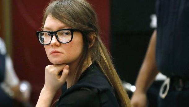 Anna Sorokin verliebt sich im Gefängnis