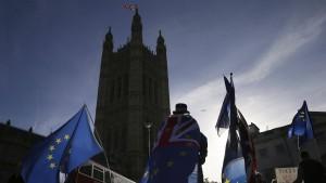 """Brexit-Entwurf ist ein """"guter Deal"""""""